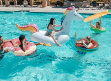 Slip and Slide into Austin Water Parks
